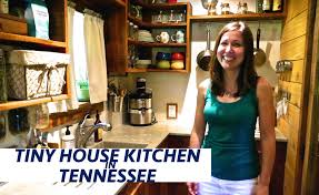 Tiny House Kitchens by A Tiny House Kitchen From Wind River Tiny Homes Youtube