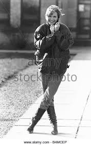 most recent photo of fiona fullertonpictures of penelope cruz with short hair anorak 1980s stock photos anorak 1980s stock images alamy