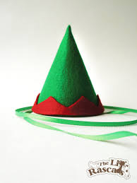 christmas elf party hat need to make for dogs christmas