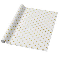 foil gift wrap polka dots gift wrap polka dots gift wrapping