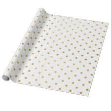 metallic wrapping paper zazzle