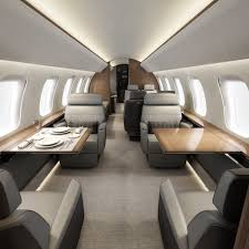 inside the most luxurious private jets and what they cost slide