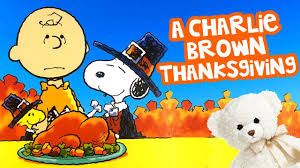 a brown thanksgiving by charles schulz thanksgiving book