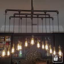 decoration industrielle vintage ampoule antique edison style original am pm
