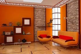 orange livingroom 45 colorful living rooms interiorcharm
