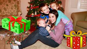 presents opening disneycartoys family vlog baby s