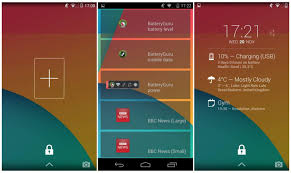 news widgets for android cult of android how to enable lock screen widgets in android 4 4