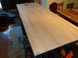 Woodworking Bench Top Thickness by Blog Integrity Woodworks Turning Trees Into Heirloom Quality