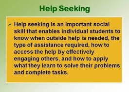 Seeking How To Help Seeking Excellence In School Counseling