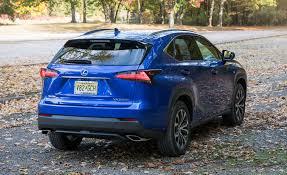 lexus dealership eugene oregon 2017 lexus nx in depth model review car and driver