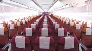 review of thai airways flight from toulouse to bangkok in economy