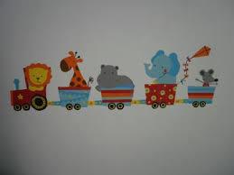 frise murale chambre bébé frise murale le du cirque création chambre d enfant de