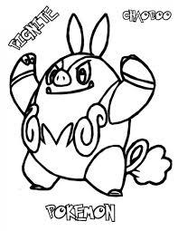 60 pokemon color sheets images pokemon