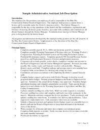 Resume For Medical Assistant Job by Office Assistant Job Description Resume Free Resume Example And