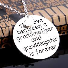 grandmother and granddaughter necklaces online get cheap necklace grandmother granddaughter aliexpress
