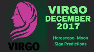 2017 horoscope predictions virgo kanya rashi monthly horoscope for december 2017 virgo