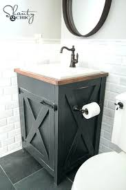 Bathroom Vanity And Sink Combo Bathroom Vanity And Sink Combo Small Bathroom Glass Wall Mount