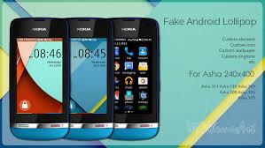 themes nokia asha 308 download fake android lollipop theme asha 311 asha 310 asha 309 asha 308 asha