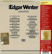 edgar winter entrance cardboard sleeve high definition cd