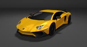 yellow lamborghini aventador lamborghini aventador model