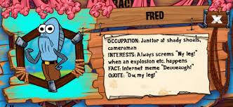 Rev Up Those Fryers Meme - fred encyclopedia spongebobia fandom powered by wikia