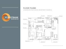 Trafford Centre Floor Plan X1 Eastbank Manchester Knight Knox