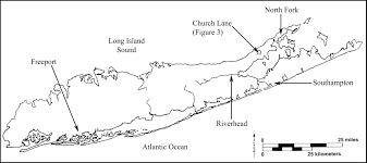 Stony Brook Map Preserving Church Lane Applied Anthropology And History In A Long