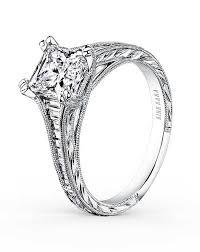 unique princess cut engagement rings princess cut engagement rings