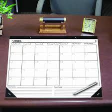 cool desk pad calendars desk pad calendar artistic office products 50020 17 x 22 undated