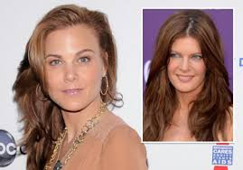 re create tognoni hair color the young and the restless cast gina tognoni replaces michelle