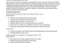 Bookkeeper Resume Samples by Personal Trainer Resume Sample Inspiredshares Com