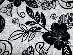 Home Decor Fabric Australia Black And White Home Decor Fabric S Black And White Striped