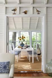 Best Coastal Cottage Living Rooms Images On Pinterest - Sunroom dining room