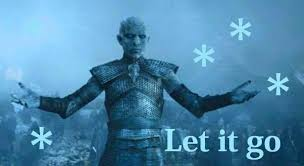 Let It Go Meme - let it go night king pinoy memes pinoy troll pinterest