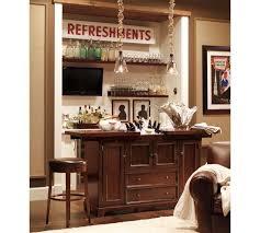 Pottery Barn Bar Cabinet Torrens Bar Cabinet Mf Cabinets