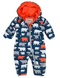 polar bears winter puffer hatley us