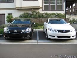 silver lexus 2009 pics 2007 vs 2008 gs differences clublexus lexus forum