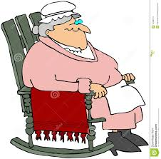 A Rocking Chair Grandma In A Rocking Chair Stock Photos Image 14588713