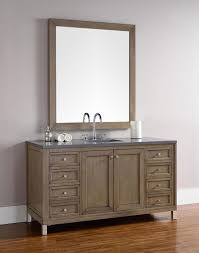 72 Inch Single Sink Bathroom Vanity James Martin Chicago Single 60 Inch Transitional Bathroom Vanity