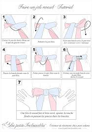 comment faire une robe de chambre faire un joli noeud tutoriel