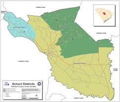 school districts richland county gis