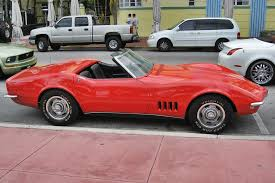 68 stingray corvette fastest cars top 10 list of cars from the past