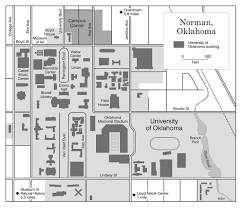 Ou Map Image Gallery Ou Campus Map