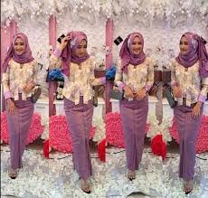 model baju kebaya muslim model baju kebaya muslim modern terbaru infofashionmodern