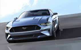 ford car mustang 2018 mustang refresh released 2018 mustang photos cj pony parts