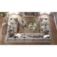Extra Large Sectional Sofas With Chaise Best 25 Large Sectional Sofa Ideas On Pinterest Large Sectional