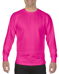 Comfort Color Sweatshirts Wholesale 1566 Crewneck Sweatshirt Comfort Colors Usa