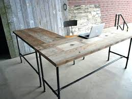 diy pipe desk plans how to build a desk diy pipe desk in this image you can see the