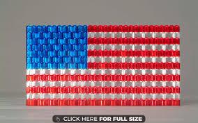Smerican Flag Lego American Flag Wallpaper