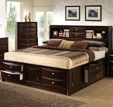 full size storage headboard bedroom amazing cool storage headboards best king size bookcase